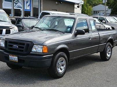 Photo 1:  2005 Ford Ranger XLT in Seattle, WA exterior view from front driver's side