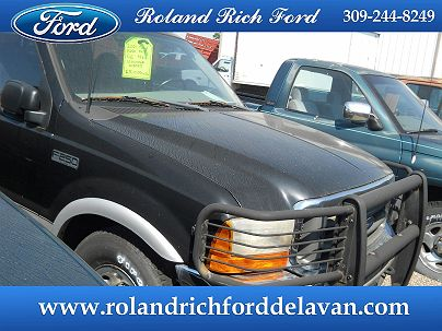 Photo 1: 2001 Ford F-250 XLT with  in Delavan, IL