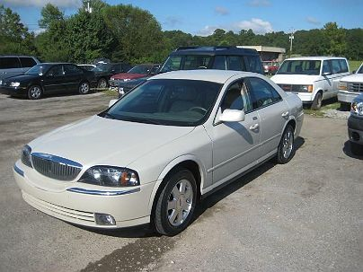 Photo 1:  2004 Lincoln LS Premium in Moody, AL