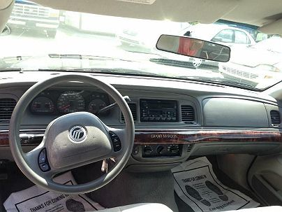Photo 1:  2004 Mercury Grand Marquis GS in Moody, AL exterior view of passenger side