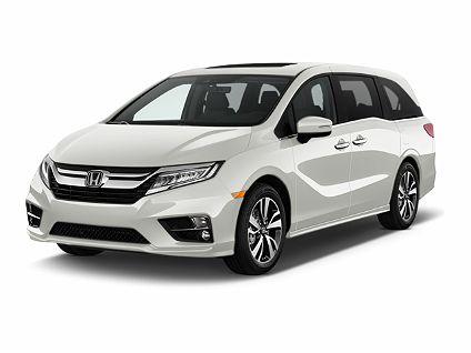 Photo 1: White 2019 Honda Odyssey In Farmington Hills MI