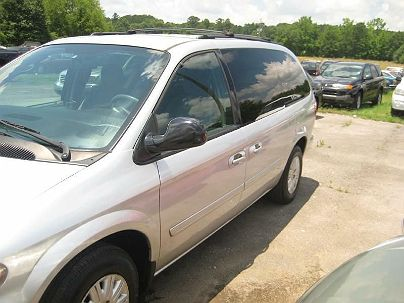 Photo 1:  2005 Chrysler Town & Country LX in Moody, AL exterior view from front driver's side