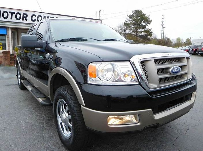 Used 2005 Ford F 150 King Ranch For Sale In Marietta Ga