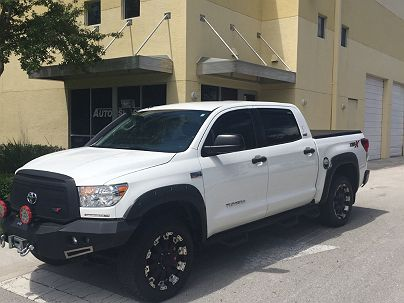 Photo 1:  2012 Toyota Tundra in Wellington, FL exterior view from front driver's side
