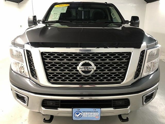 Bert Ogden Nissan >> Cpo 2017 Nissan Titan Xd Sv For Sale In Edinburg Tx