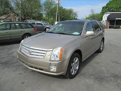 Photo 1:  2006 Cadillac SRX in Muscle Shoals, AL exterior view from front driver's side