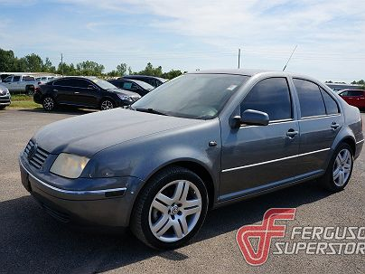 Photo 1: Galactic Blue 2004 Volkswagen Jetta GLS in Broken Arrow, OK exterior view from front driver's side