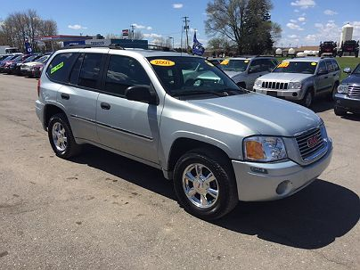 Photo 1:  2007 GMC Envoy SLE in Chesaning, MI exterior view of driver's side
