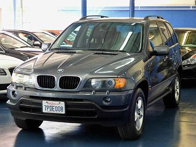 Photo 1:  2002 BMW X5 3.0i in Roseville, CA