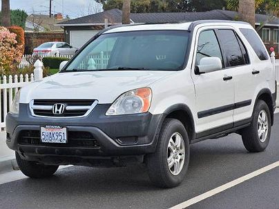 Photo 1:  2004 Honda CR-V EX in San Jose, CA exterior view from front driver's side