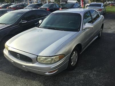 Photo 1:  2000 Buick LeSabre Custom in Jacksonville, FL exterior view from front driver's side