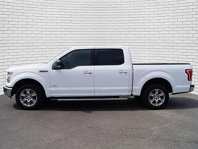 Photo 1: Oxford White 2015 Ford F-150 XLT in Wichita, KS