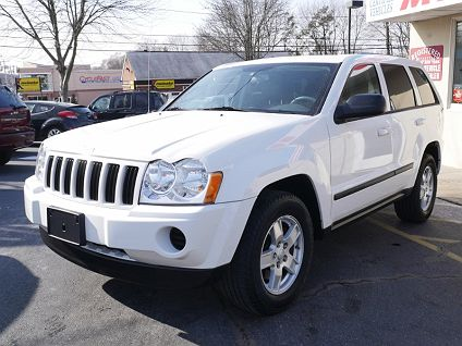 Used 2007 Jeep Grand Cherokee Laredo For Sale In Huntington Station Ny 1j8gr48k67c678190