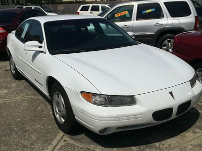 Photo 1:  1999 Pontiac Grand Prix SE in Longwood, FL