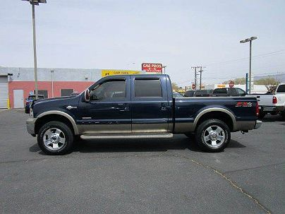 Photo 1:  2006 Ford F-250 Lariat in Albuquerque, NM exterior view of driver's side
