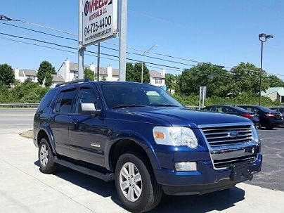 Photo 1:  2008 Ford Explorer XLT in Columbus, OH