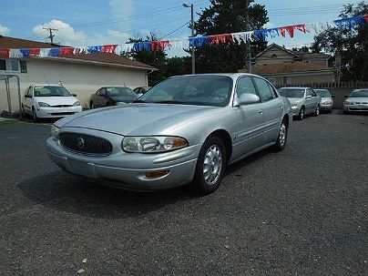 Photo 1:  2002 Buick LeSabre Limited Edition in Redford, MI exterior view from front driver's side