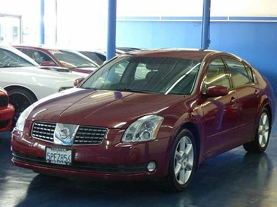 Photo 1:  2005 Nissan Maxima SE in Roseville, CA