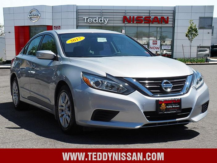 Bronx Car Dealers >> Used 2017 Nissan Altima S For Sale In Bronx Ny