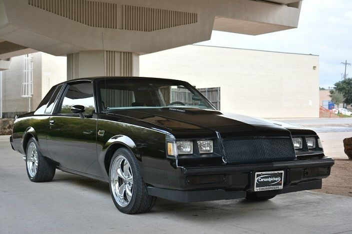 used 1986 buick regal t type for sale in carrollton tx 1g4gk4776gp438392 used 1986 buick regal t type for sale