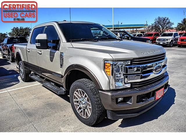 Used 2017 Ford F 250 King Ranch For Sale In Lubbock Tx 1ft7w2bt9hee70039