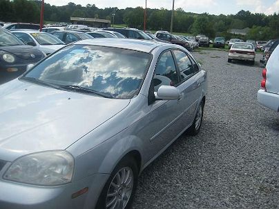 Photo 1:  2005 Suzuki Forenza LX in Moody, AL