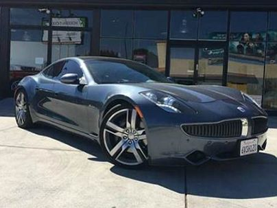 Photo 1: Charcoal 2012 Fisker Karma Eco-Sport in La Puente, CA