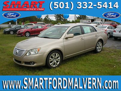 Photo 1: Desert Sand Mica 2008 Toyota Avalon XLS in Malvern, AR exterior view from front driver's side