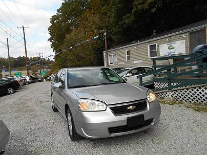 Photo 1:  2006 Chevrolet Malibu LT in Pittsburgh, PA exterior view of driver's side