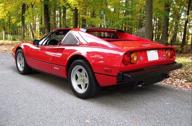 Used 1985 Ferrari 308 Gts For Sale In Omaha Ne Zffua13a1f0055513