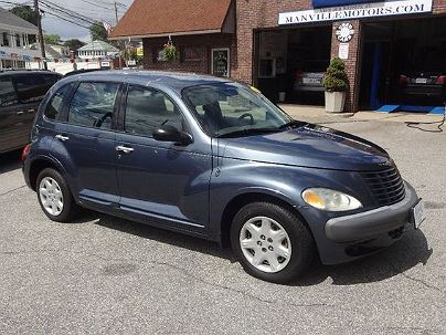 Photo 1: Taupe Frost Metallic 2002 Chrysler PT Cruiser in North Providence, RI