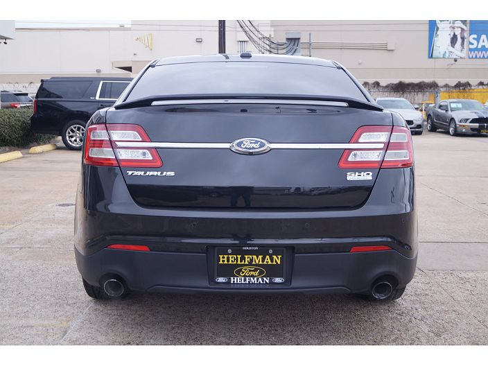Used 2014 Ford Taurus Sho For Sale In Stafford Tx 1fahp2kt9eg152929