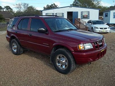 Photo 1: Maroon 2004 Isuzu Rodeo S in Houston, TX