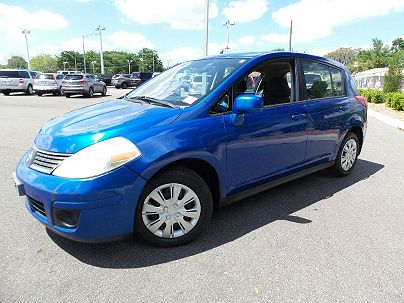 Photo 1:  2008 Nissan Versa S in Lakeland, FL