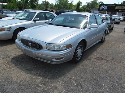 Photo 1:  2003 Buick LeSabre Custom in Tuscaloosa, AL exterior view from front driver's side