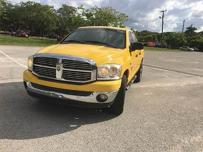 Photo 1:  2008 Dodge Ram 1500 ST in Hallandale, FL exterior view from front driver's side