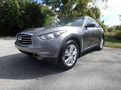 Photo 1:  2013 Infiniti FX37 Limited Edition in Smyrna, DE
