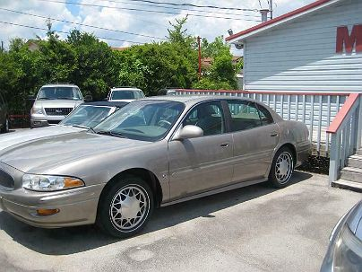 Photo 1:  2003 Buick LeSabre Custom in Moody, AL exterior view from front driver's side