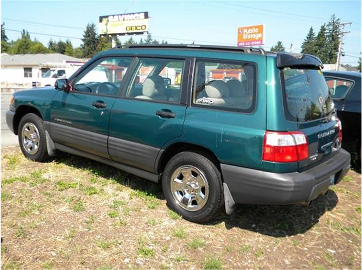 used 2001 subaru forester l for sale in edmonds wa jf1sf63551h718900 used 2001 subaru forester l for sale in