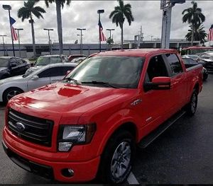 Used 2014 Ford F 150 Fx2 For Sale In Hallandale Fl 1ftfw1ct8efb55503