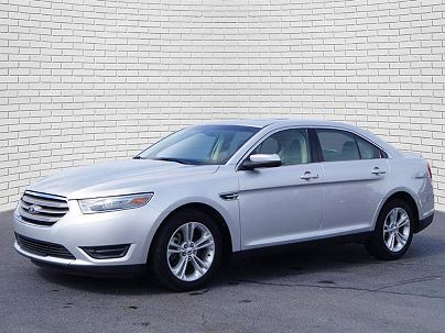 Photo 1: Ingot Silver Metallic 2013 Ford Taurus SEL in Wichita, KS
