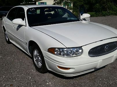 Photo 1:  2005 Buick LeSabre Custom in Deland, FL exterior view from front driver's side
