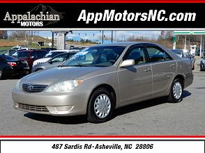 This 2006 Toyota Camry LE