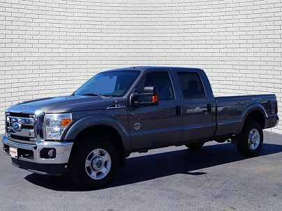Photo 1: Sterling Gray Metallic 2012 Ford F-350 XLT in Wichita, KS