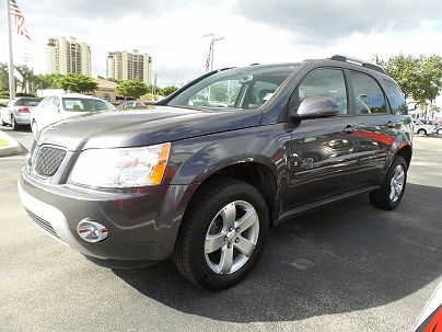 Photo 1:  2007 Pontiac Torrent in Fort Myers, FL