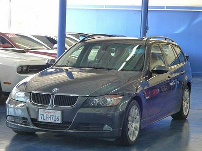 Photo 1:  2007 BMW 3 Series 328xi in Roseville, CA