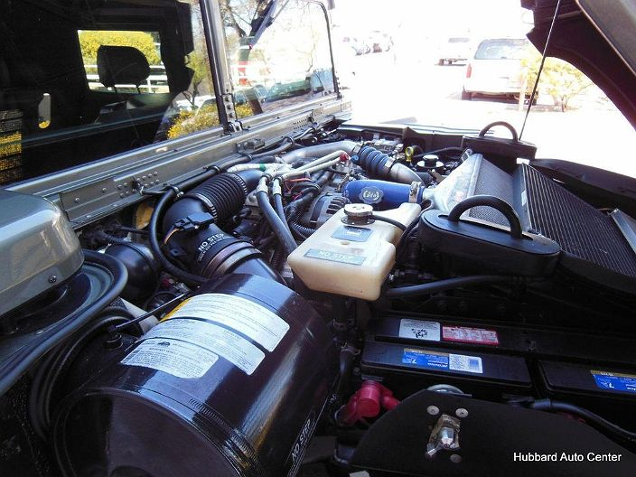 Hubbard Auto Center >> Used 2006 Hummer H1 Alpha For Sale In Scottsdale Az