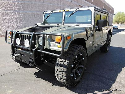 Photo 1: 2006 Hummer H1 Alpha Open Top in Scottsdale, AZ