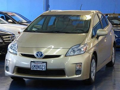 Photo 1:  2010 Toyota Prius Five in Roseville, CA