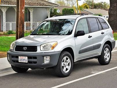 Photo 1:  2001 Toyota RAV4 Base in San Jose, CA